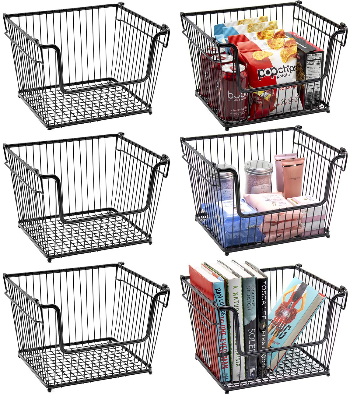 Eng Free Shipping! Made By Mech Heaviest Duty Stainless Pellet Basket 12x6x6
