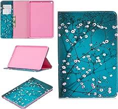 iPad Mini 5 Case,iPad Mini 4 Case,UZER Painted Pattern Shockproof Premium PU Leather Kickstand Folio Wallet Magnetic Clasp Case with Card Holder ID Slot Money Pocket for iPad Mini 5/ iPad Mini 4 7.9