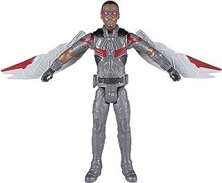 Marvel Infinity War Titan Hero Series Marvel's Falcon with Titan Hero Power FX Port