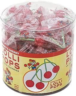 Gerrit's Twin Cherry Lollipops (48 Count)