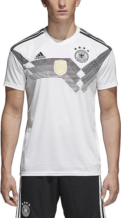 Amazon.com : adidas Germany 2018 Home Replica Jersey : Sports ...