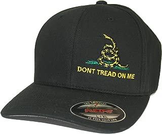 JUST RIDE Don't Tread On Me Gadsden Hat Cap Flexfit