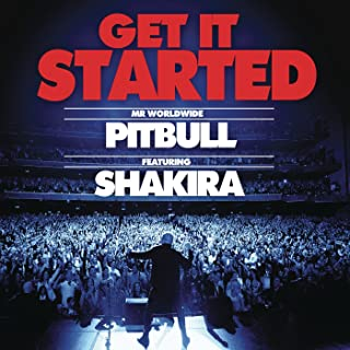 Best pitbull get it started Reviews