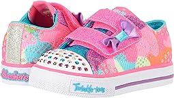 SKECHERS KIDS - Twinkle Toes – Shuffles 10834N Lights (Toddler/Little Kid)