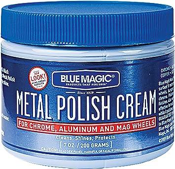 Blue Magic 400 7Oz Mtl Polish Cream: image