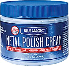 Blue Magic 400 7 Ounce 7OZ MTL Polish Cream