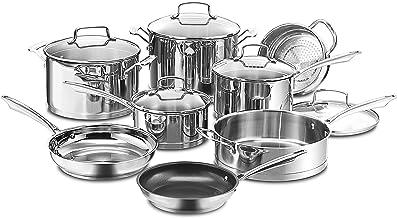 كيسنرت 89-13 طقم قدور طبخ 13 قطعة