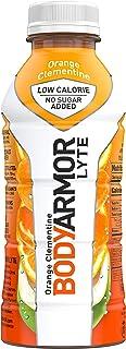 BODYARMOR LYTE Sports Drink Low-Calorie Sports Beverage, Orange Clementine - Orange Citrus, Natural Flavors With Vitamins,...