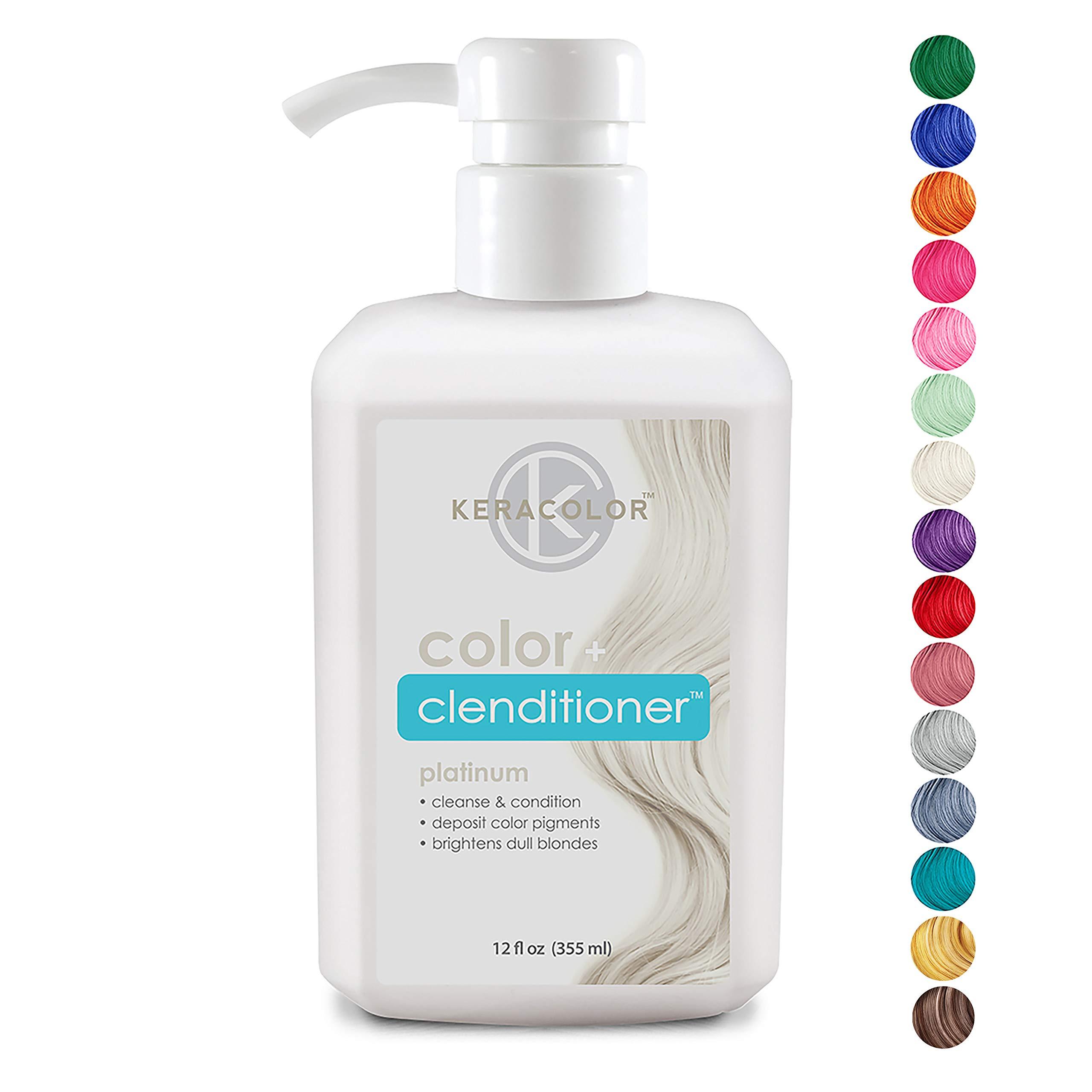 Keracolor Clenditioner Depositing Conditioner Colorwash