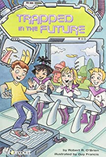 Harcourt School Publishers Trophies: Advanced-Level Grade 5 Trapped in the Future