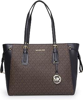 Michael Kors Voyager Mujer Handbag Marrón