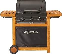 Amazonfr Barbecue Gaz Pierre De Lave