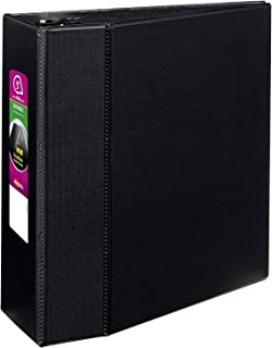 Avery Durable Binder with Gap Free Tilt Ring 5 Inch