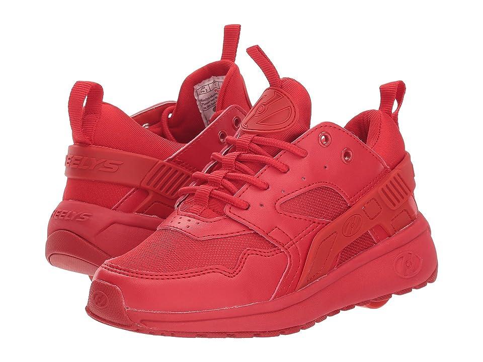 Heelys Force (Little Kid/Big Kid/Adult) (Triple Red) Boys Shoes