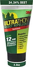 Ultrathon Insect Repellent Lotion, 34% Deet, Up to 12 Hours of Protection, 2 oz.