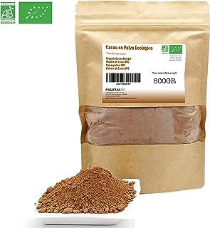 FRISAFRAN - Cacao en Polvo Ecológico (500Gr)