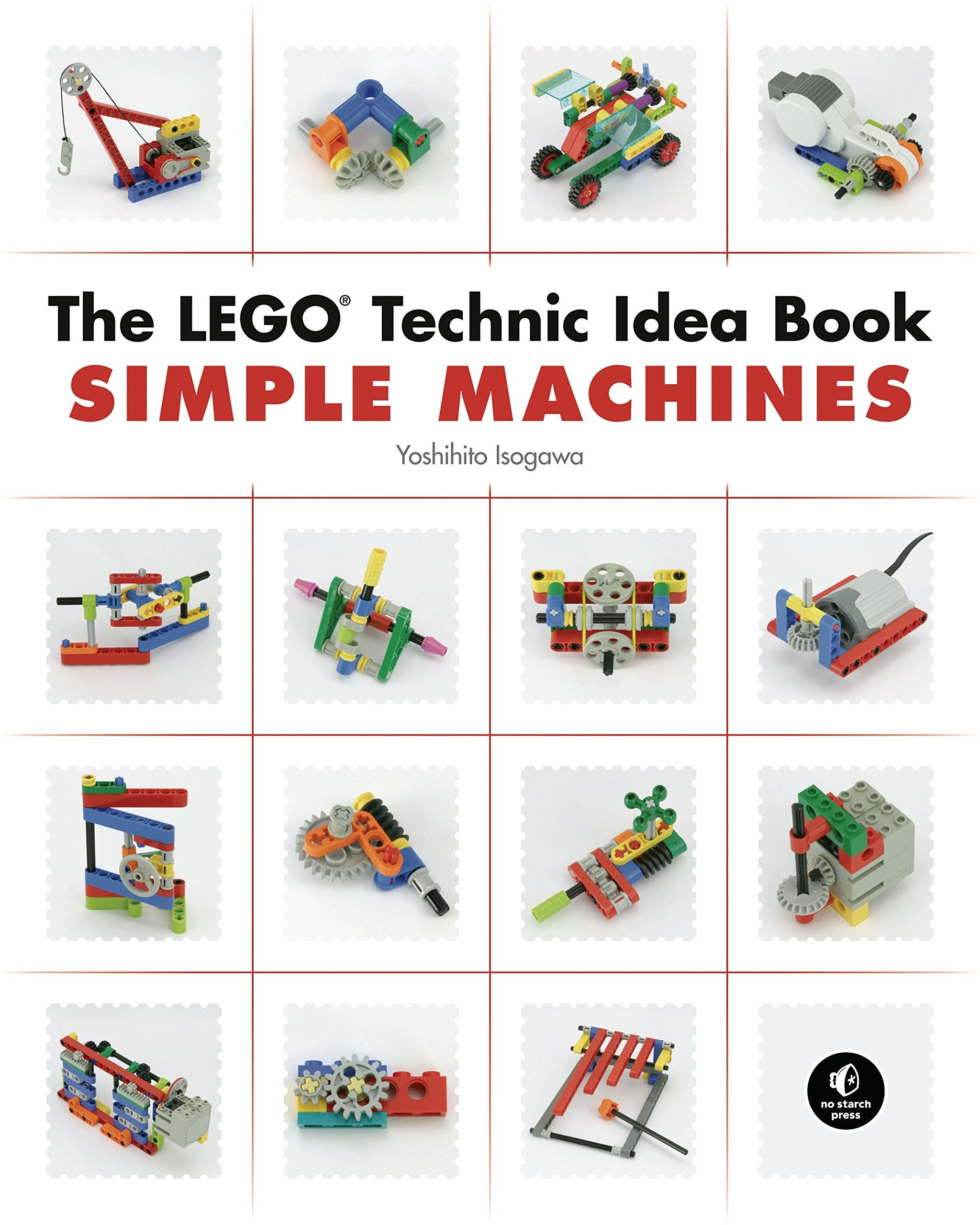 Image OfThe LEGO Technic Idea Book: Simple Machines