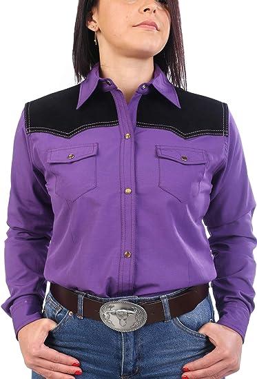 Last Rebels Country Line Dance - Camisa para mujer, color ...