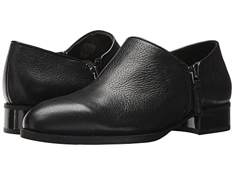 Nine West Women Flats Nanshe Black Leather Leather or suede upper material NHYPEWK