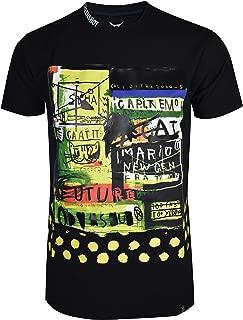 brand Mens Hipster Hip-Hop Premiun Technique Tees - Stylish Longline Latest NYC Fashion T-Shirts