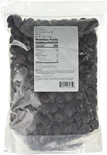 Merckens Coating Melting Wafers Chocolate Dark 5 pounds