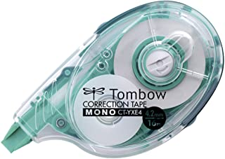 Tombow 4.2 mm x 16 m Extra Long Easy-Write Refillable Correction Tape