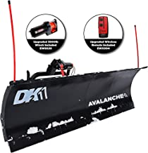 Detail K2 DK2 Avalanche Universal Snow Plow Kit - 88 X 26 for 2