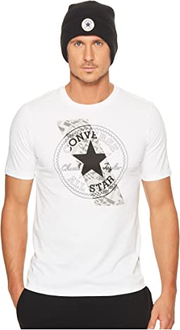 Converse - Chuck Patch Contrast Short Sleeve Tee
