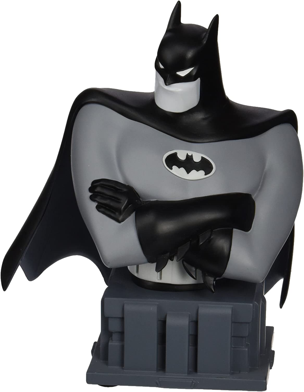 Batman Animierter SDCC 2015Brustumfang (schwarz wei)