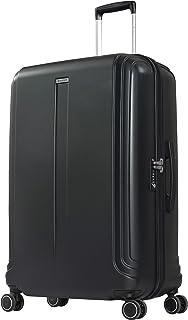 Eminent Hard Case Spinner Trolley (28, Black)