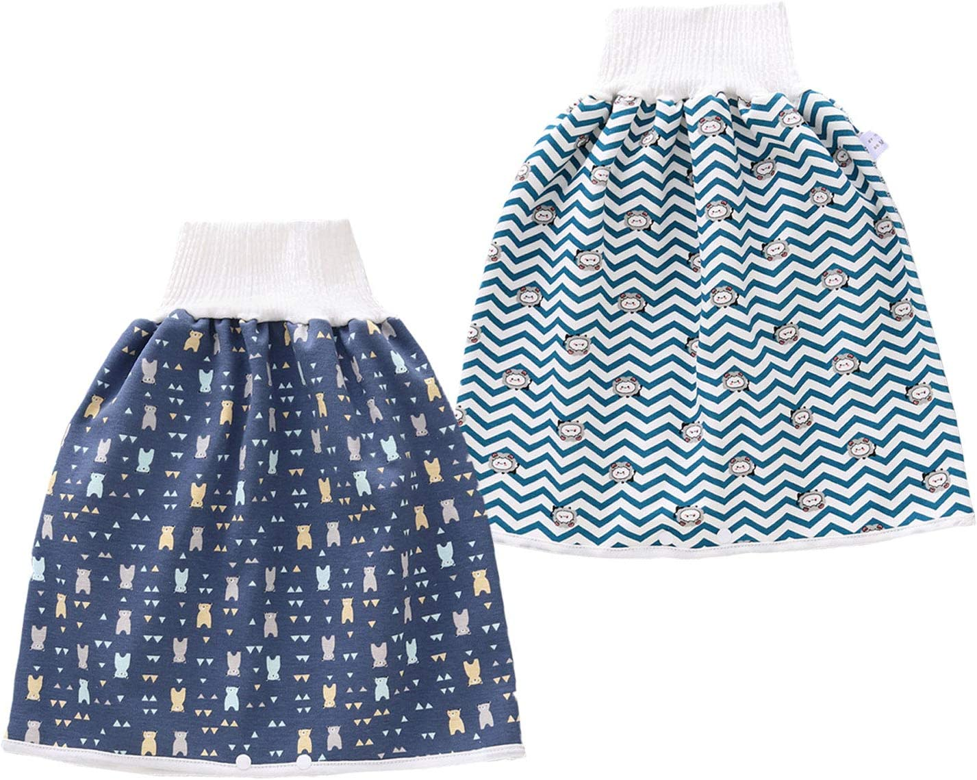 Happy Cherry Diaper Skirts Water Washable 1 year warranty Cotton Todd Resistance 67% OFF of fixed price