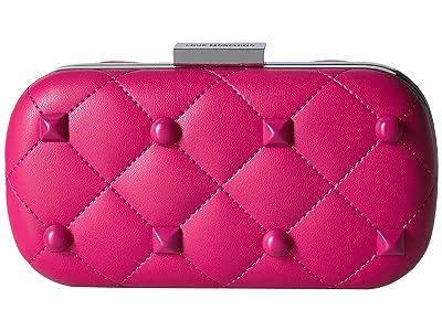 LOVE Moschino Clutch (Fuchsia) Handbags