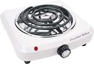 Proctor Silex 34101P Fifth Burner, White