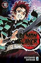 Demon slayer. Kimetsu no yaiba (Vol. 10)