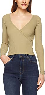 All About Eve Women's Alexa Wrap Top