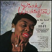 Dinah Washington In The Land Of Hi-Fi