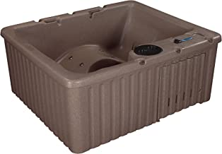 small 4 person hot tub