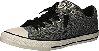 Converse Kids' Chuck Taylor All Star Two-Tone Street Slip on Low Top Sneaker
