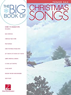 Big Book of Christmas Songs for Tenor Sax