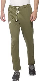 Alan Jones Solid Men's Cotton Track Pants