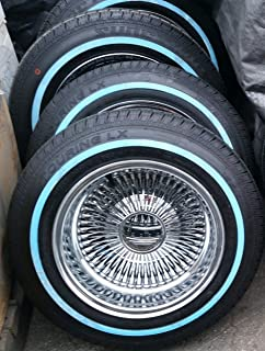 lowrider wheels and tires