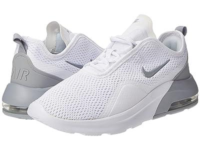 Nike Air Max Motion 2 (White/Wolf Grey) Men