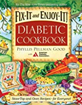 Fix-It and Enjoy-It Diabetic: Stove-Top And Oven Recipes-For Everyone! (Fix-It and Enjoy-It!)