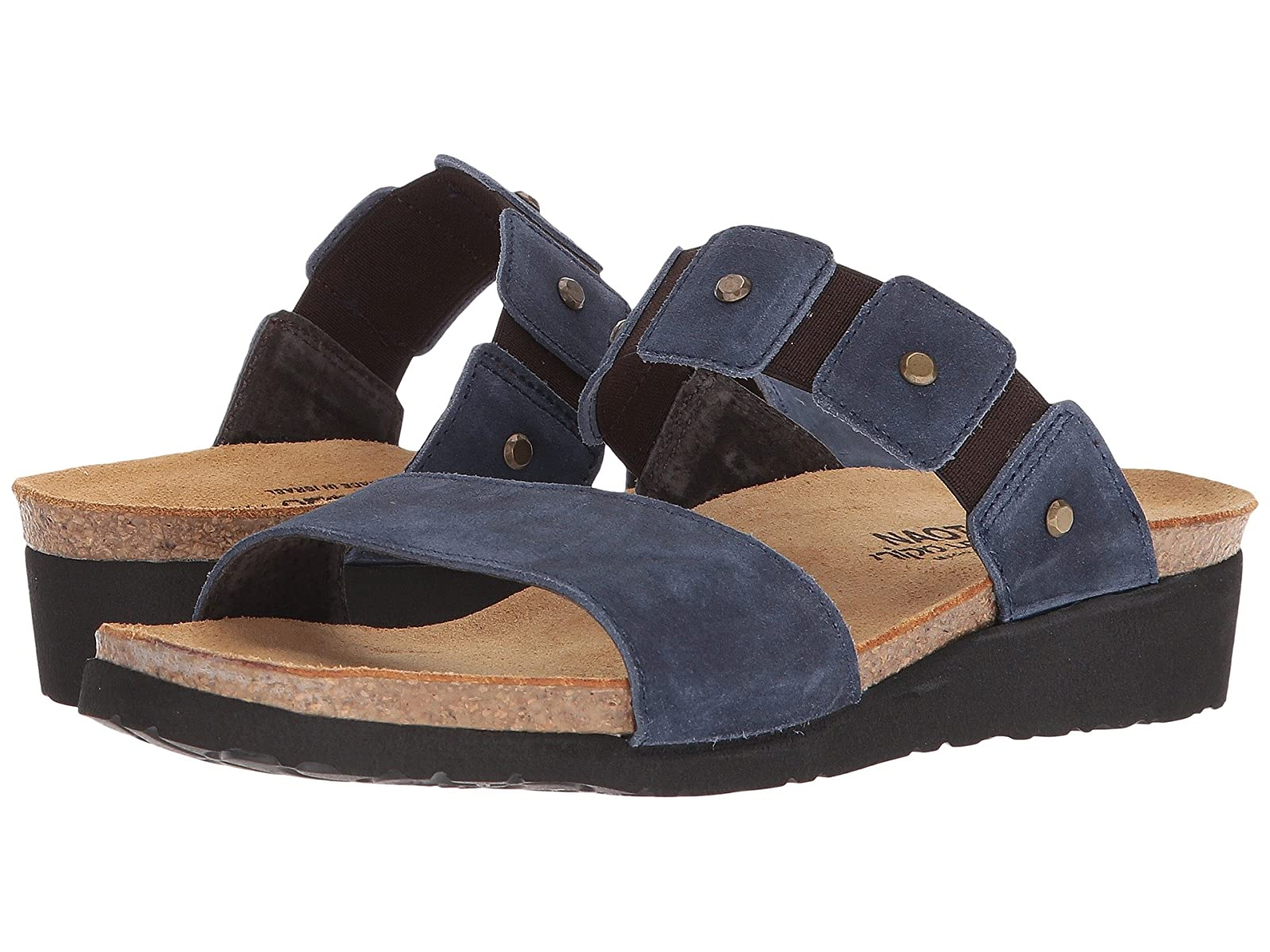 Naot ScarlettAtmospheric grades have affordable shoes