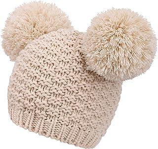 Amazon.com  Beige - Beanies   Knit Hats   Hats   Caps  Clothing ... 0dfe341a35a4