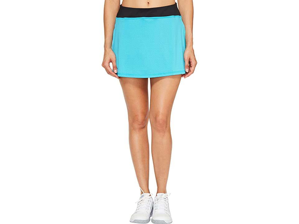 Skirt Sports Racecation Skirt (Aquamarine) Women