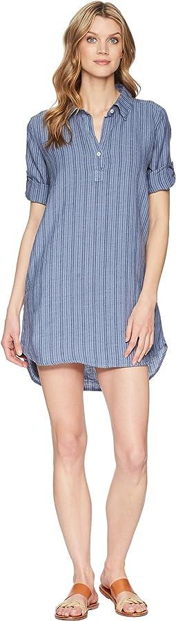 Allen Allen - Boxy Pullover Dress