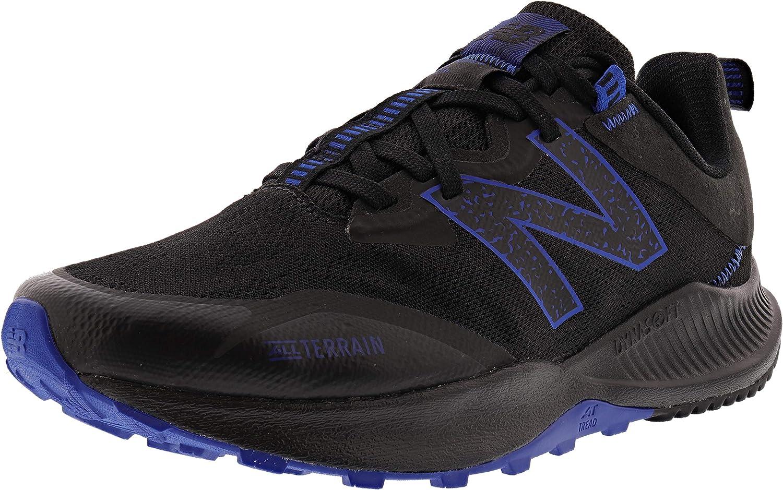 New Balance Men's Dynasoft Nitrel Trail V4 Running Shoe Now Seattle Mall free shipping