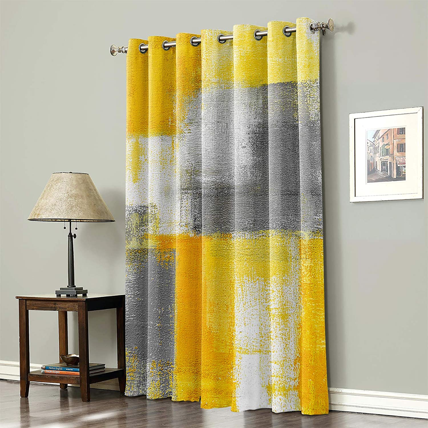 Blackout Curtain Thermal Insulated Gromme Spasm price Window 1 Bargain sale Panel