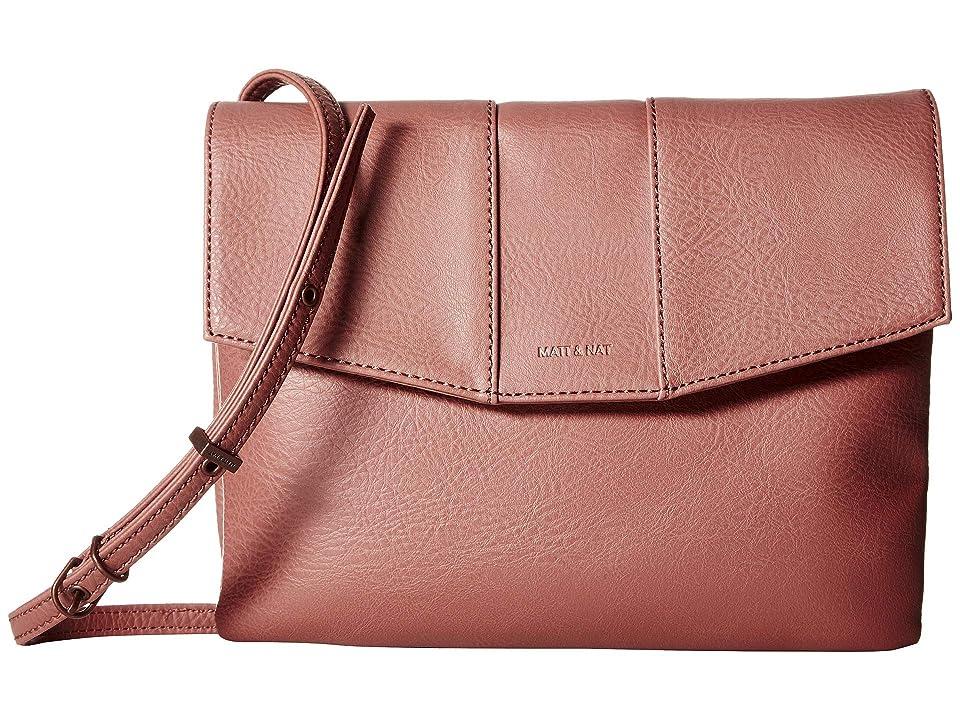 Matt & Nat Dwell Eeha (Clay) Handbags